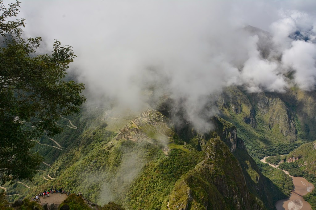 Waynapicchu Views