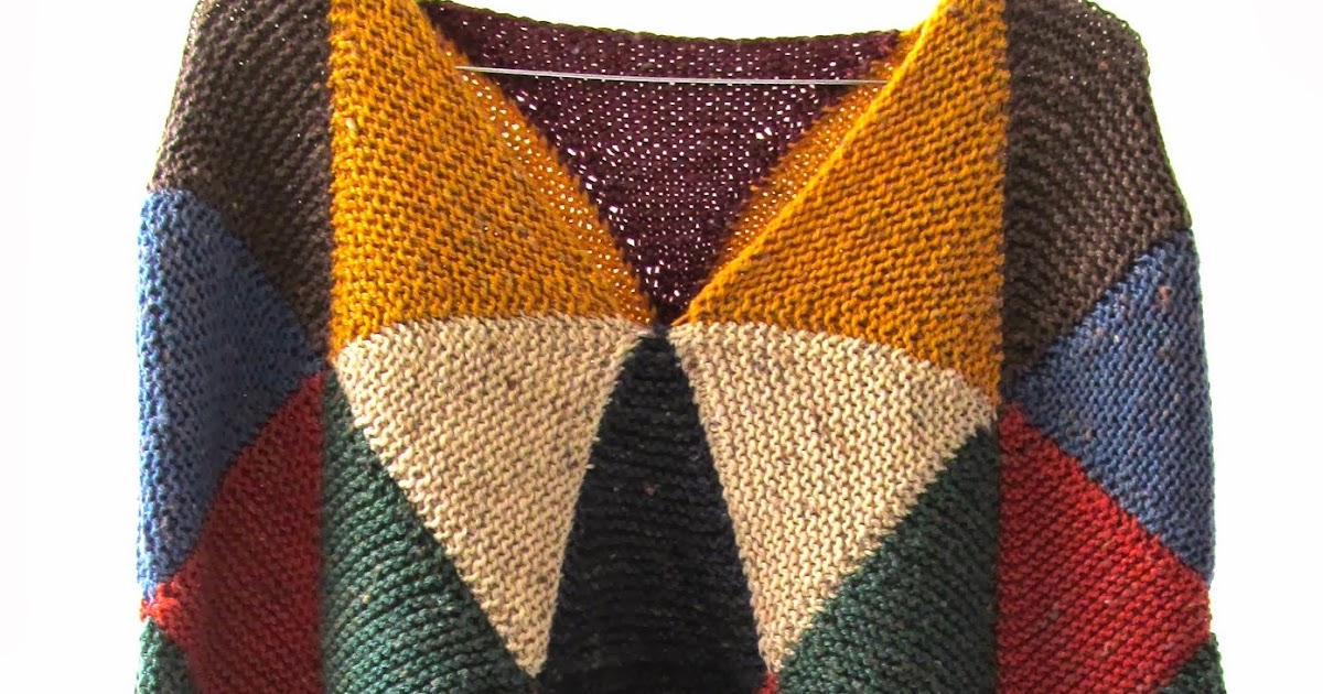 nikki gabriel: CONSTRUCTION KNITTING for CLECKHEATON