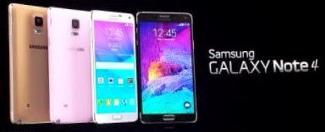 Samsung Galaxy Note 4 Dilancarkan Secara Rasmi