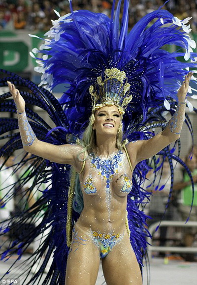 Gemerlap Karnaval Samba Brazil