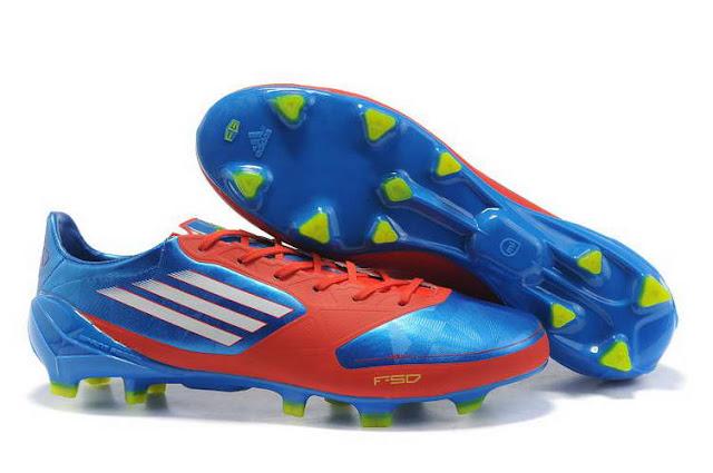 Adidas F50 Azules