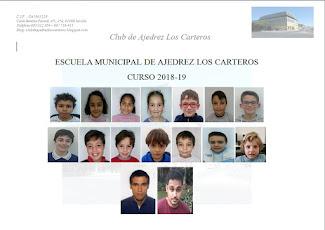 Escuela Municipal de Ajedrez Los Carteros