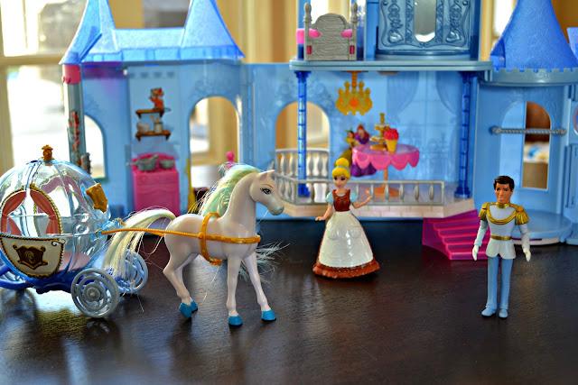 #DisneyPrincessWMT Cinderella Toys from Walmart
