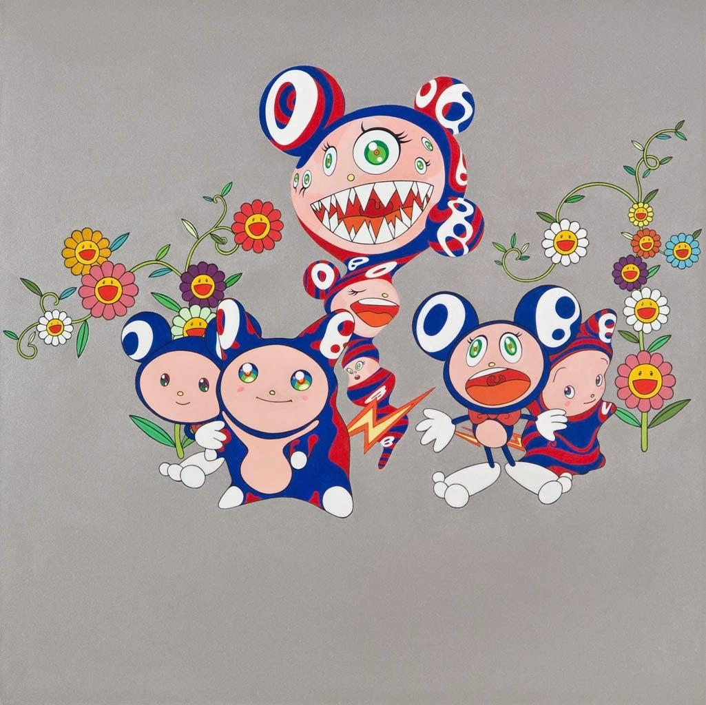 Takashi Murakami Oh My The Mr. DOB