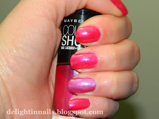 Maybelline Color Show Crushed Candy