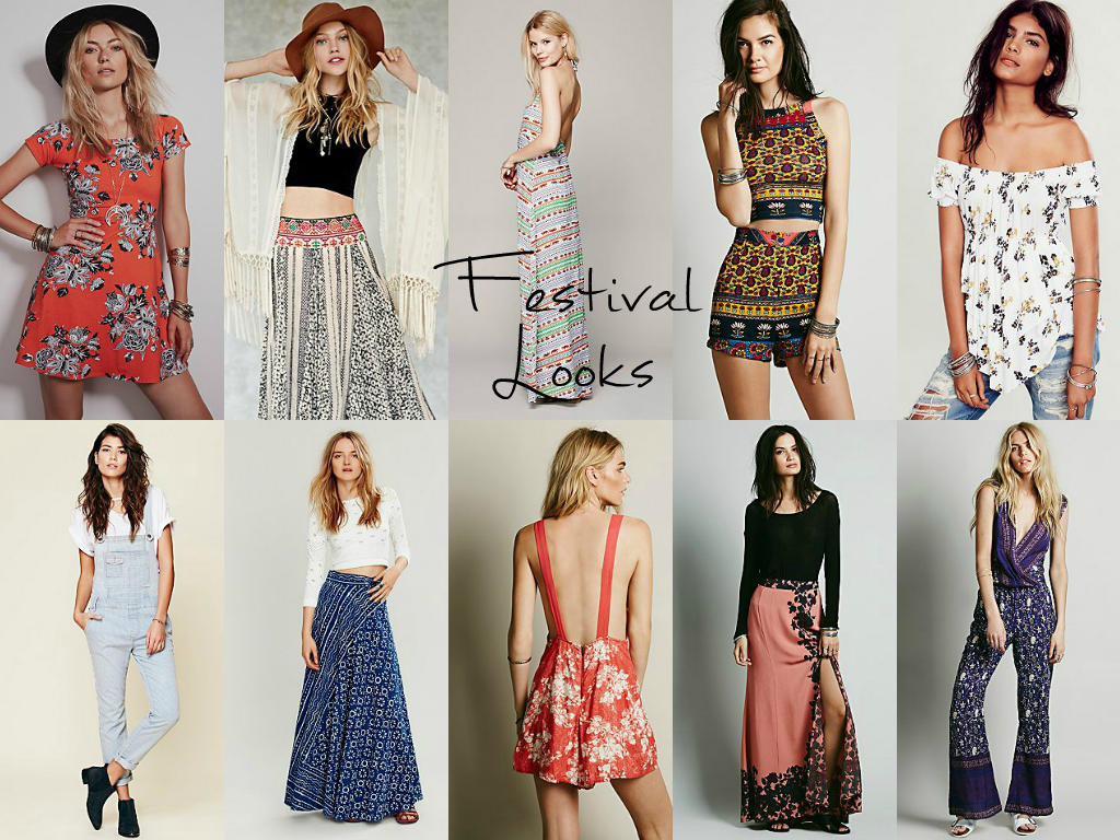 Free People Festival PIcks
