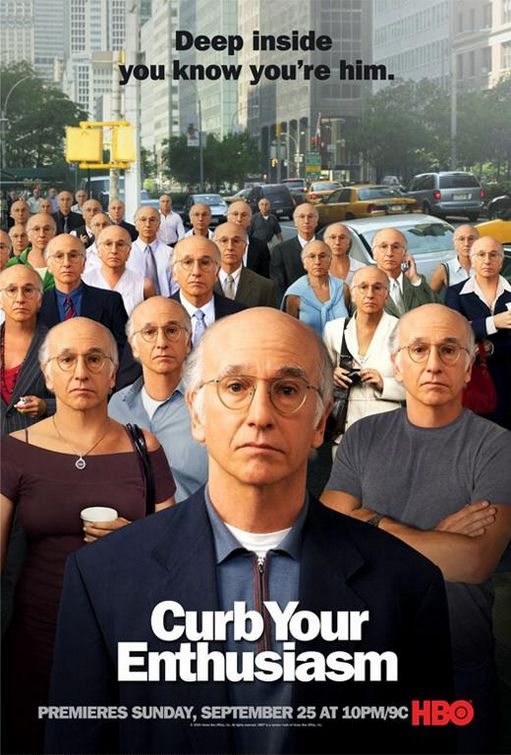 Curb Your Enthusiasm - canceled TV shows - TV Series Finale