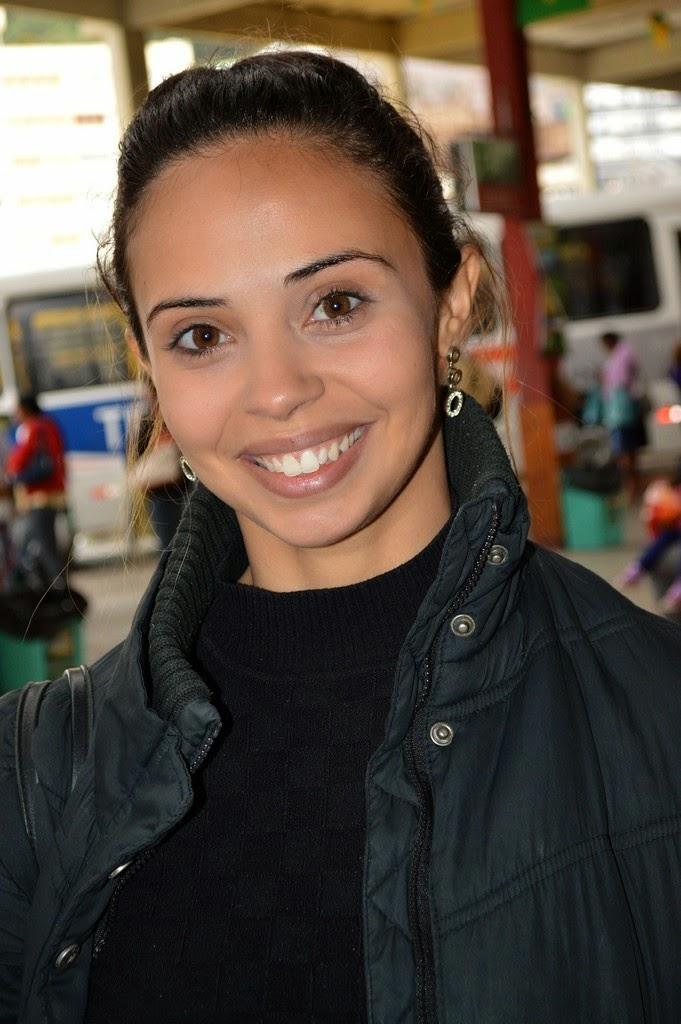 Nathalia Lima, assistente de direção do Vivá Cia de Dança