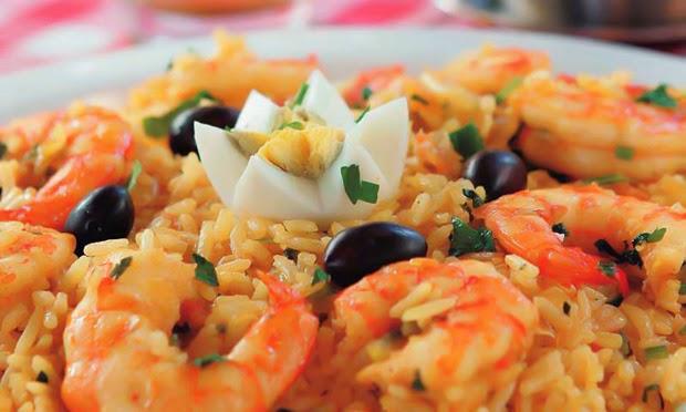Como fazer Risoto de camarão simples
