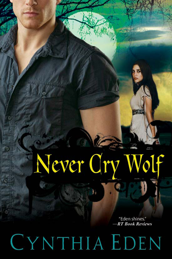 Never Cry Wolf Cynthia Eden