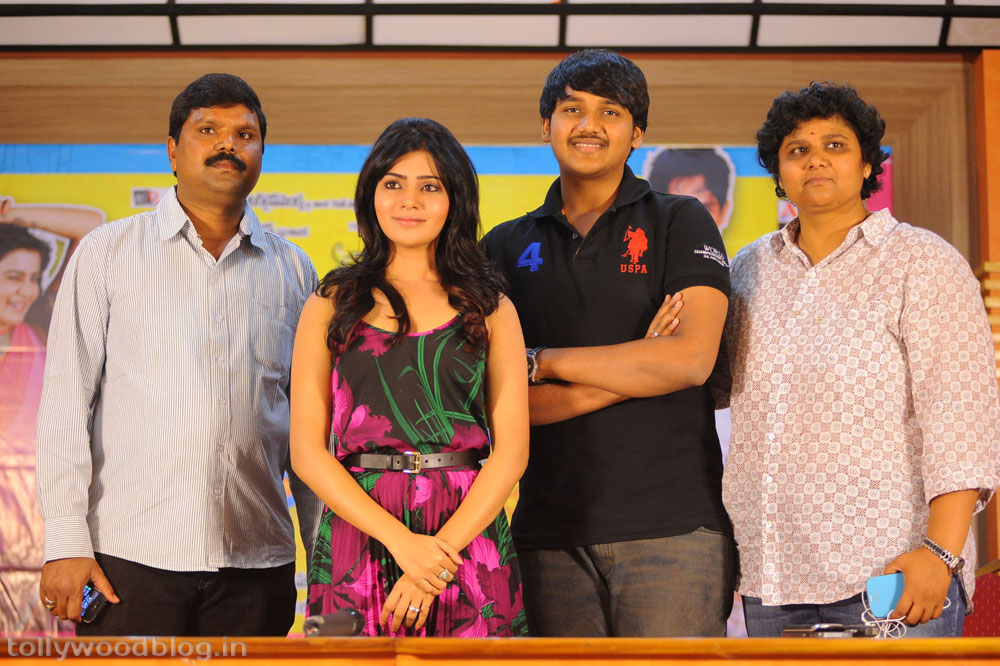 Jabardast Movie Press Meet Photos Gallery