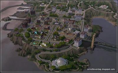 My Sims 3 Blog Bridgeport Makeover By Loverdag