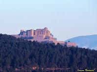 """Zoom al Castell de Cardona. Autor: Francesc """"Caminaire"""""""