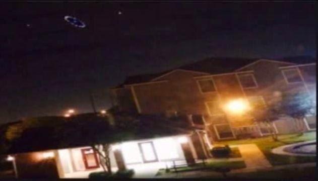 Latest UFO Sighting Houston Texas