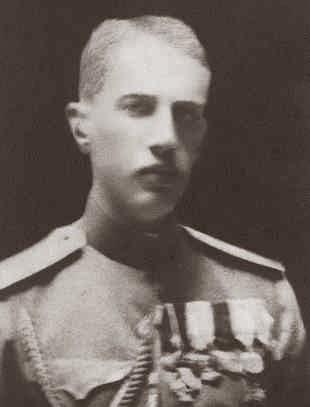 prince Ivan de Russie