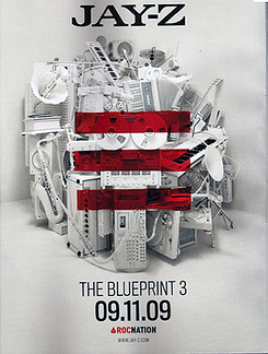 Magazine adverts jay z the blueprint 3 oscar bath a2 media for this magazine advertisement analysis i will be looking at the ad for jay zs album the blueprint 3 where the use of empty space and relatively simple malvernweather Choice Image