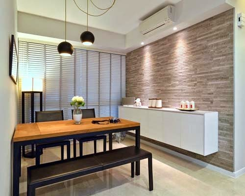 Apartment Interior Design Singapore