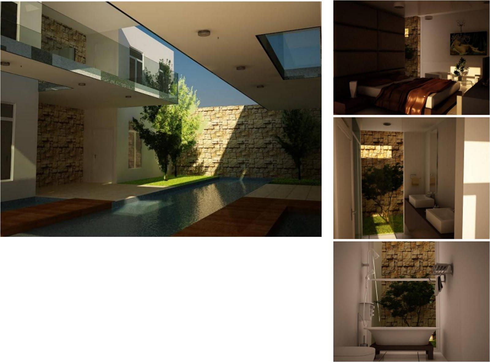 Dise o de espacios interiores hotel boutique propuesta for Diseno de espacios interiores