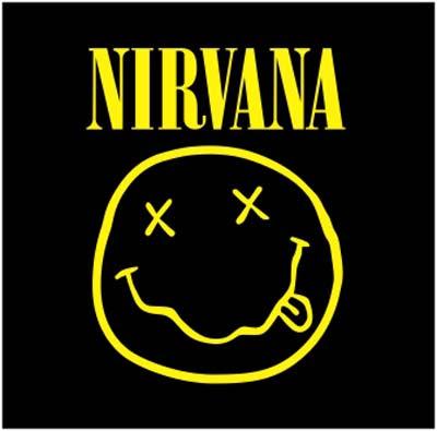 Nirvana Logo Vector Coreldraw
