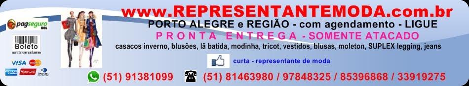 REPRESENTANTE DE MODA