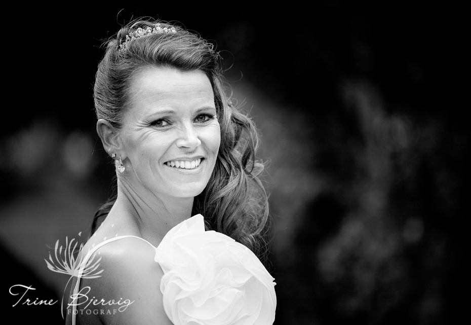 Bilder av bruden