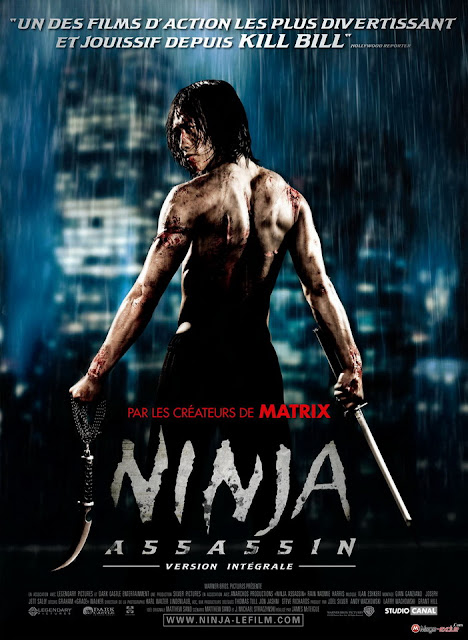 Ninja Assassin แค้นสังหาร เทพบุตรนินจามหากาฬ