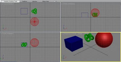 3DS Max 2011 - Viewports