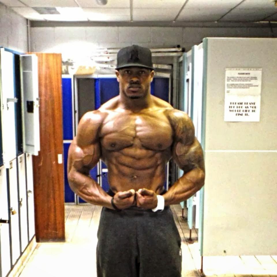 Bodybuilding Junction: Simeon Panda - Part 3 - Musclemania ...