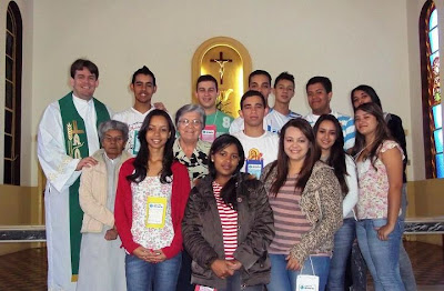 Formação para a JM em Ipameri: estudo da Missão à luz da Palavra de Deus