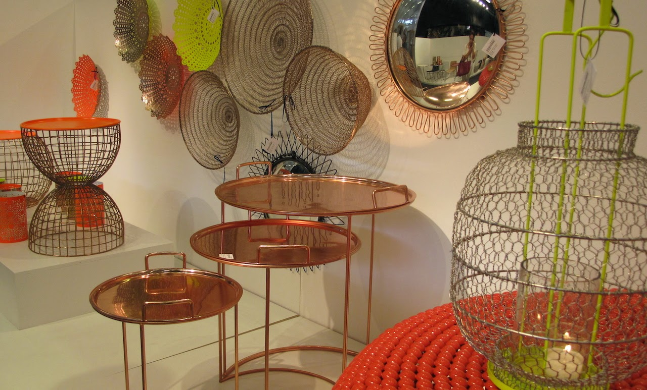 Maison de Objet 2014 - Photo from simpleintrigue.com
