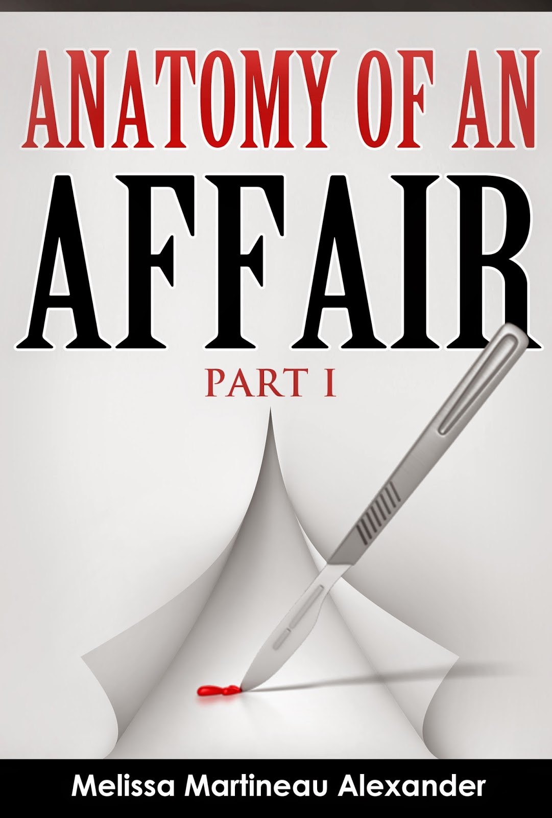 anatomy of an affair, part 1, melissa martineau alexander, romance, adultery