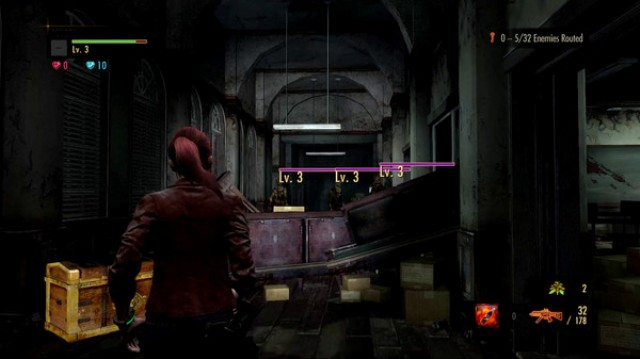 Resident Evil Revelations 2 PC Games Screenshots