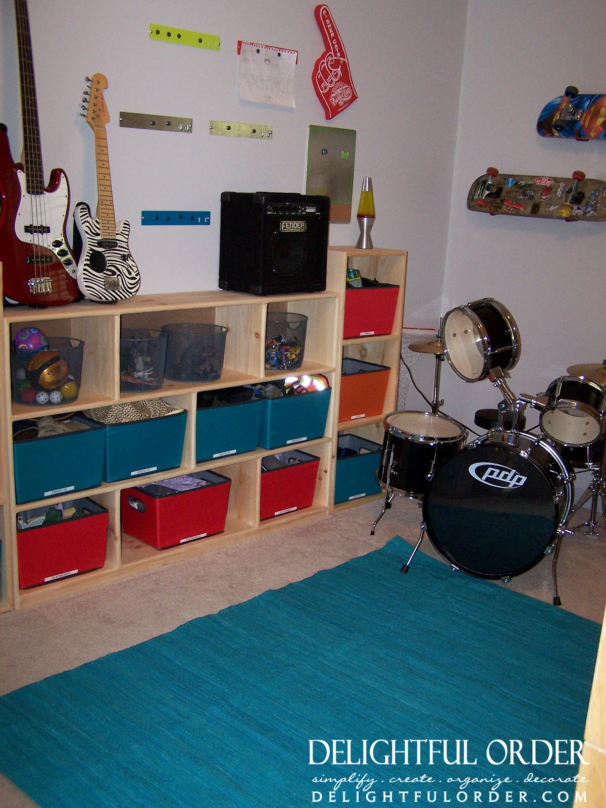 Delightful Order Organizing My Nephews Room