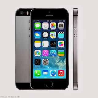 Apple iPhone 5S user guide manual