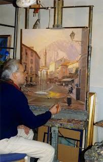 Vittorio Martinelli pittore manzoniano