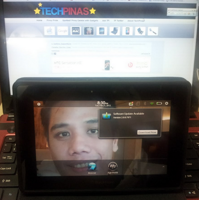 blackberry playbook os 2.0 philippines