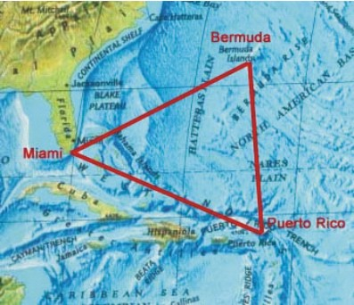 misteri segitiga bermuda