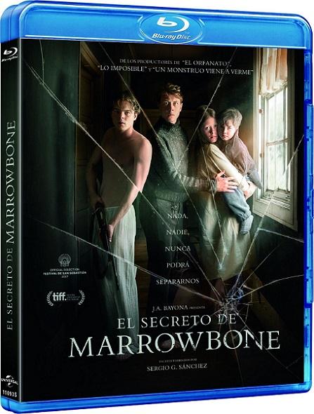 Marrowbone (El secreto de Marrowbone) (2017) 720p y 1080p BDRip mkv Dual Audio AC3 5.1 ch