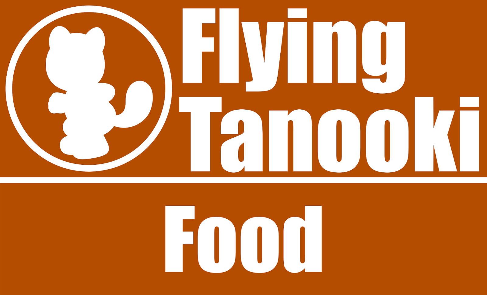 Flying Tanooki Food