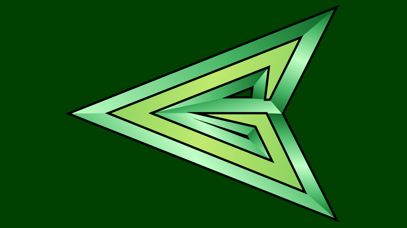 Gerry barnaby's pro Film Reviews: Gerry Barnaby's perfect ... Green Arrow Superhero Logo