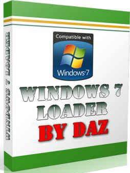 windows 7 loader by daz v2 2.1 download free