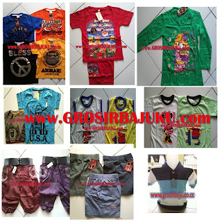 Distributor Baju Murah