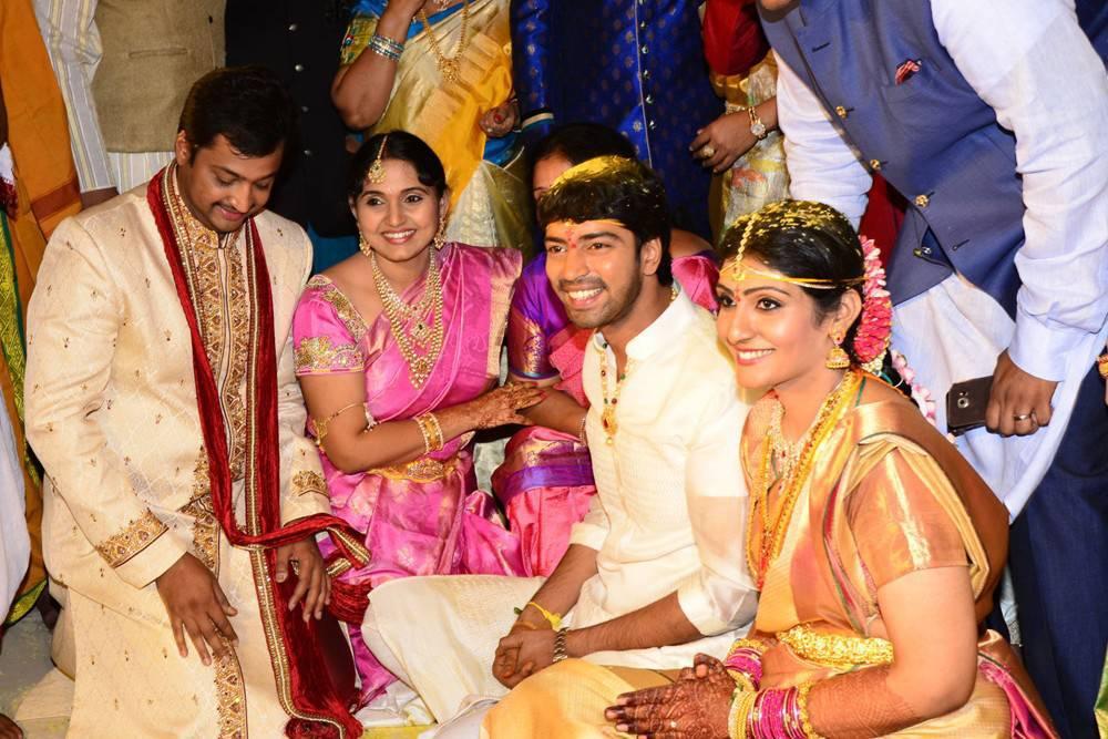 Allari Naresh Wedding Photos