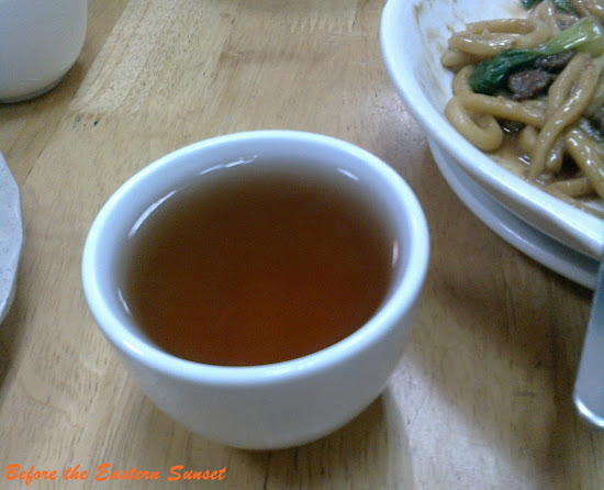 Tea at Binondo Chinatown