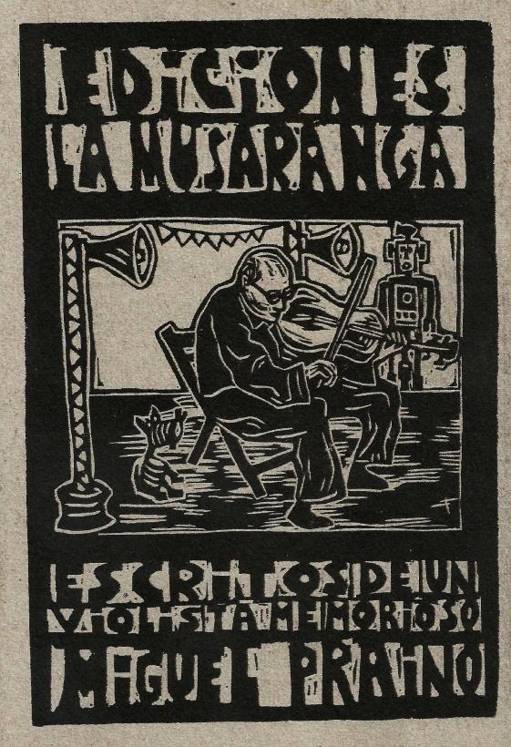 """""""Memorias de un violista memorioso"""" de Miguel Praino"""