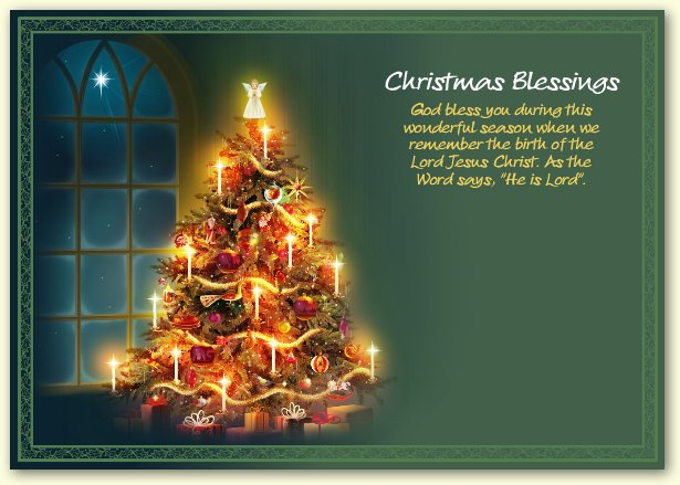 Christmas Blessings Christian Quotes. QuotesGram