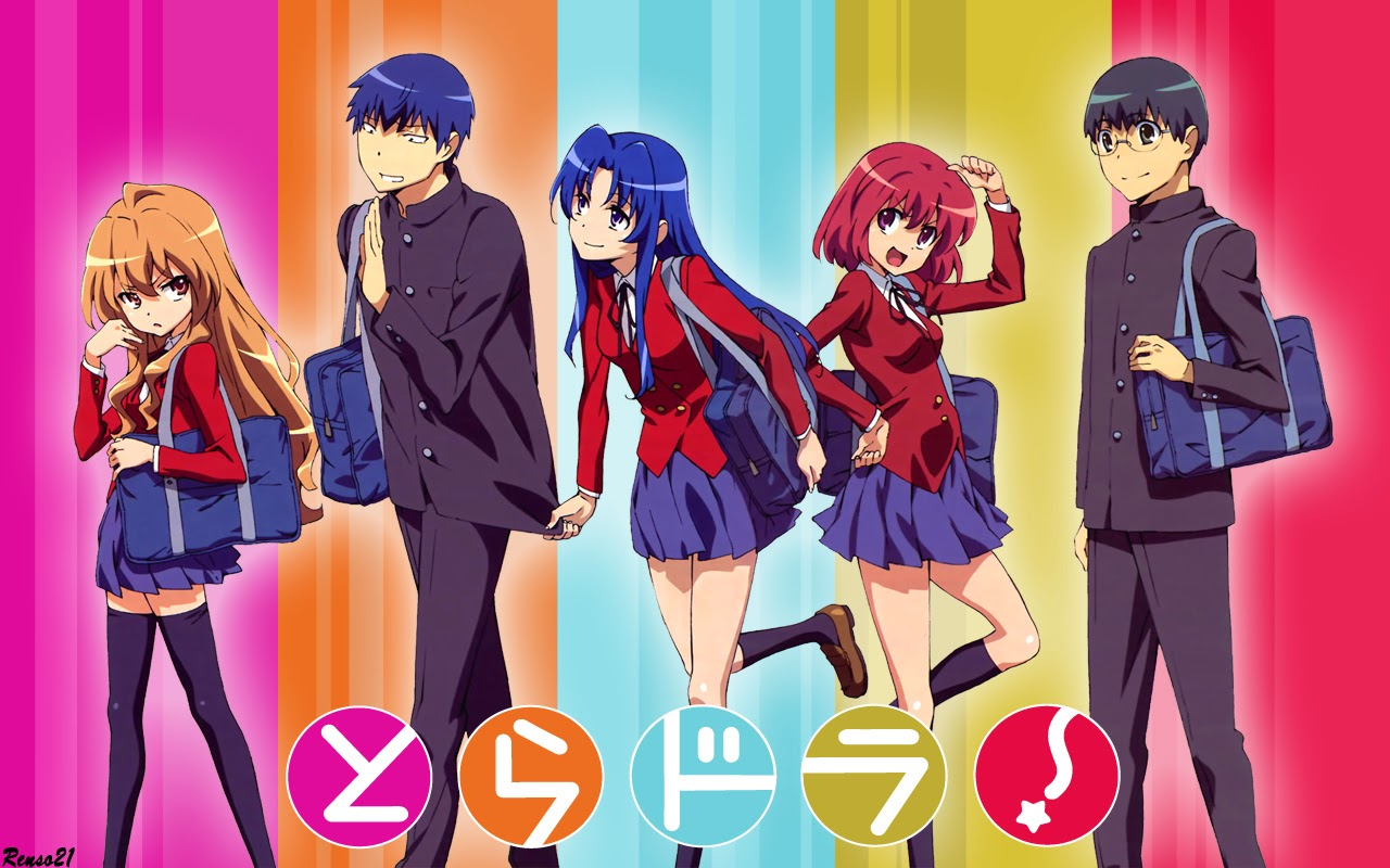 Wallpaper Toradora