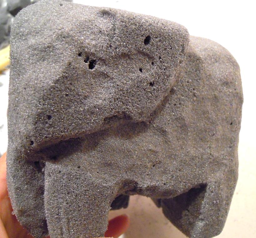 An elephant a day no floral foam