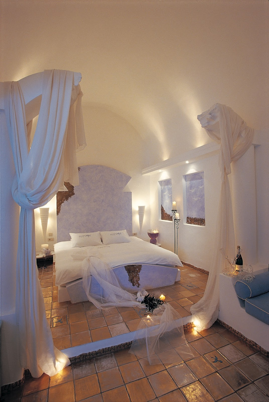 Passion for luxury astarte suites santorini for Santorini astarte suites