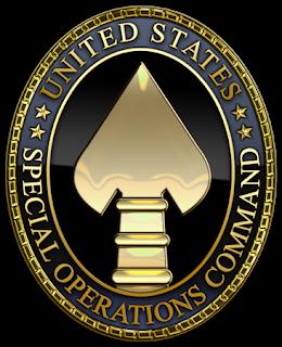 Military Insignia 3D : U.S. Department of Defense ... Ussocom Logo